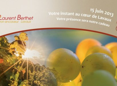 Laurent Berthet Vins