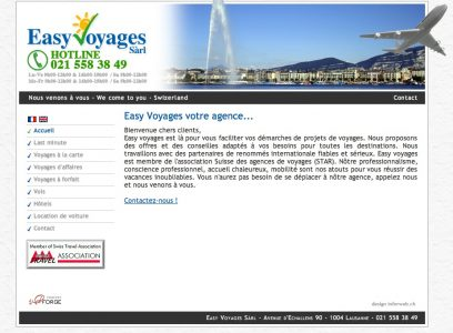 Easy Voyages