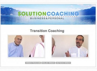 Solution Coaching