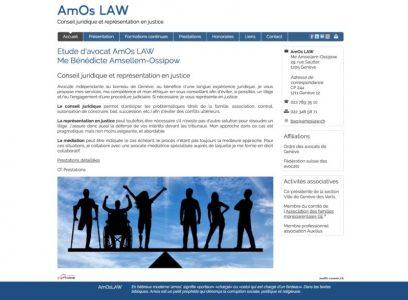 Amos Law