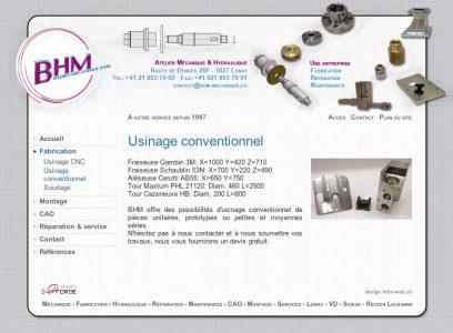 BHM Mécanique