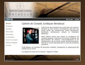 ccjb - Cabinet de Conseils Juridiques - Anouar Benaboud
