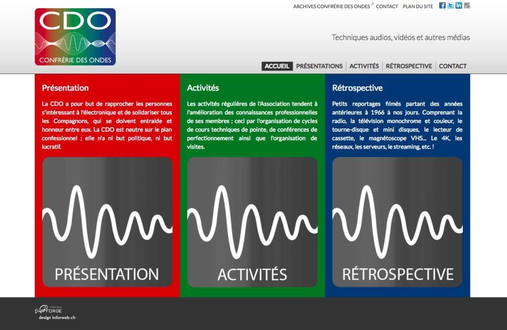CDO, La confrérie des ondes