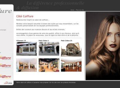 Côté Coiffure Lausanne