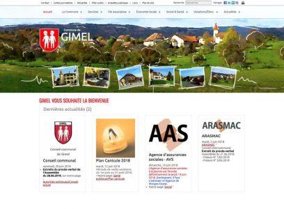 Commune de Gimel