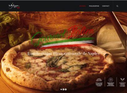 Gourmet Italien Pizza