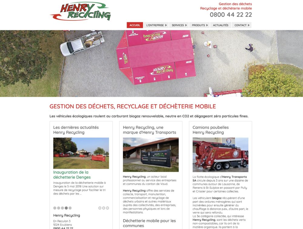Henry Recycling