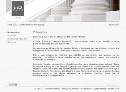 MB Legal – Etude d'avocat