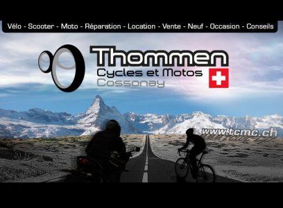 Thommen Cycles et Motos