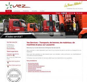 vez-services